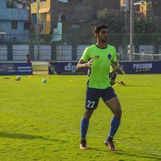After signing for Delhi Dynamos, Shubham Sarangi is ready to put U-17 World Cup snub behind him
