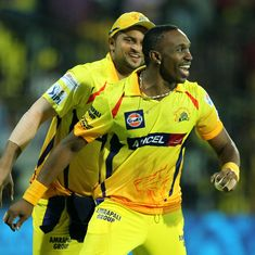 IPL helps domestic and international players improve their skills: CSK all-rounder Dwayne Bravo