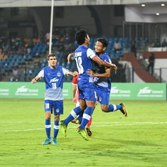 AFC Cup Qualifiers: Bengaluru FC blank Transport United 3-0 to enter 2nd round