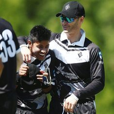 Sandeep Lamichhane, IPL's first Nepali cricketer, credits Michael Clarke for his growth
