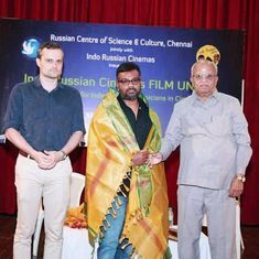 Tamil director G Venkatesh Kumar launches Indo-Russian Cinemas Film Union for independent filmmakers
