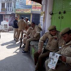 Kasganj violence: Uttar Pradesh Police arrest man accused of shooting Hindu youth dead