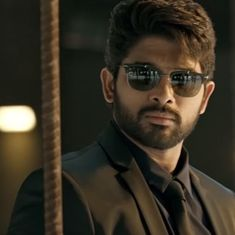 Allu Arjun all the way in 'Duvvada Jagannadham', the Hindi-dubbed Telugu hit on YouTube