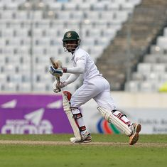 First Test: Mentally we have to be far stronger to face India, says Bangladesh captain Mominul Haque
