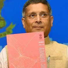 Will Arvind Subramanian ever tell us what he actually feels about demonetisation?