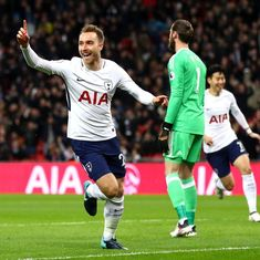 Premier League: Pochettino says Eriksen's absence from Tottenham's team down to performance