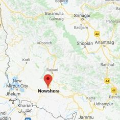 Jammu and Kashmir: Army major and a soldier killed in blast along Line of Control in Nowshera