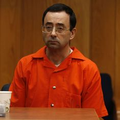 Michigan University to pay $500 million as settlement to Larry Nassar's sex abuse victims