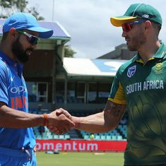India to play 2019 Cricket World Cup opener against South Africa