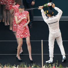 No more grid girls in Formula 1: Sport needs women to compete and not just act as accessories