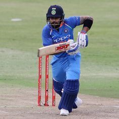 India v Australia, 2nd ODI: Aaron Finch opts to bowl first, Virat Kohli names unchanged XI