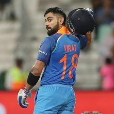 Virat Kohli 83rd in Forbes' highest-paid athletes list, no women in top 100