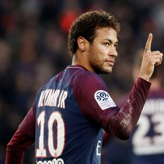 Neymar returns as Paris Saint-Germain thrash Monaco in China