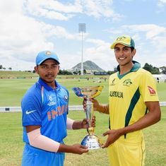 U-19 World Cup: Unchallenged India start favourites against Australia in final