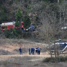 France: Five dead after two helicopters collide near the town of Saint-Tropez