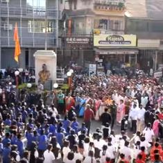 Watch 300 school students take part in a flash mob dance for 'Swachh Bharat' in Panchgani