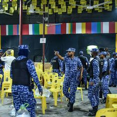 MEA keeping close watch on Maldives after Supreme Court orders release of Mohamed Nasheed, 8 others