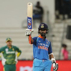Confused potential: Third opener no more, Ajinkya Rahane comes back in focus as India's new No 4