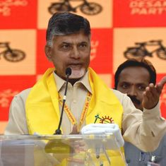 Chandrababu Naidu asks Telugu people in Karnataka to defeat the BJP in Assembly elections