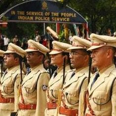 IPS Association criticises Uttar Pradesh officer for pledging to build Ram temple in Ayodhya
