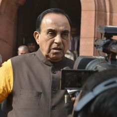Ayodhya dispute: Supreme Court refuses to list Subramanian Swamy's plea for urgent hearing