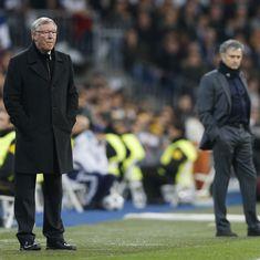 Jose Mourinho takes inspiration from Ferguson's resurgence in 2006-'07 to topple Man City