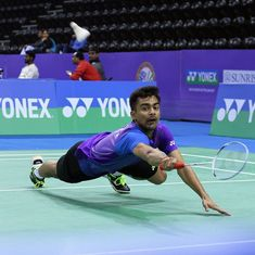 Hyderabad Open badminton: Sameer Verma, Gurusaidutt record come-from-behind wins to set up SF clash