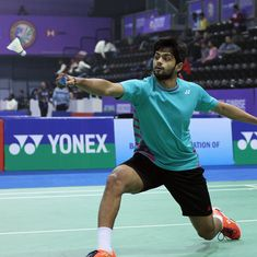 New Zealand Open: Sai Praneeth reaches semi-final, Sameer Verma goes down against Lin Dan