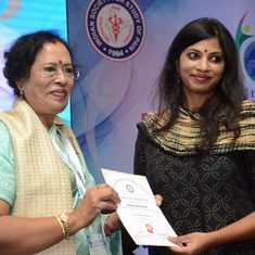 Scroll.in's Nayantara Narayanan wins ISSP journalist of the year award for article on fibromyalgia