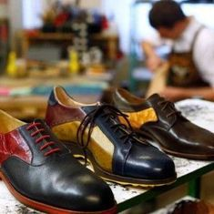 Video: These custom-made shoes are made with fish skin and are environmentally sustainable