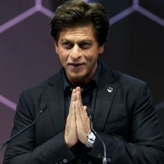 Video: Shah Rukh Khan talks about what he learnt from acid attack survivors at a speech in Davos