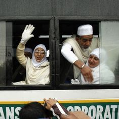 Haj subsidy: Centre is only cherry-picking from widespread reforms suggested by policy review panel