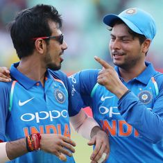Haven't ousted anyone, we have just made use of our opportunities: Kuldeep on Chahal partnership