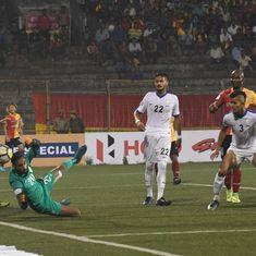 I-League: Dudu's late strike keeps East Bengal's title hopes alive