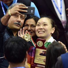India Open: After years of turmoil, Beiwen Zhang finally gets her hands on a career-defining title