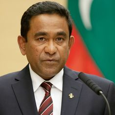 Maldives: Outgoing President Abdulla Yameen challenges election results in Supreme Court