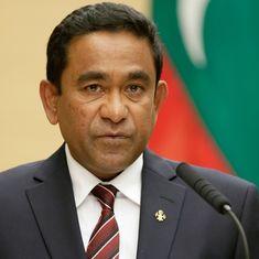 Supreme Court of Maldives revokes order to free nine political prisoners