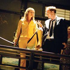 Quentin Tarantino under fire for endangering Uma Thurman's life on 'Kill Bill' sets