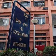 CBI arrests five customs officials in Mumbai for allegedly demanding a bribe of Rs 50 lakh