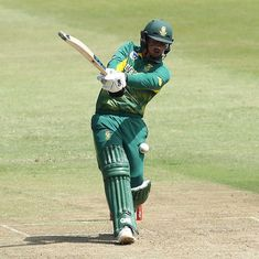 South Africa ride on Quinton de Kock's ton to beat Sri Lanka in 3rd ODI and clinch series