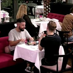 Watch: A TV reality show had a date for two people in sign language, and won hearts everywhere
