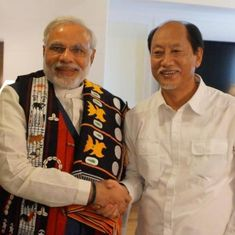 The return of Rio: In Nagaland, a three-time chief minister makes a political gamble