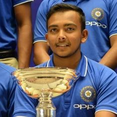 'It's been a difficult journey': Prithvi Shaw  reflects on path to U-19 World Cup triumph