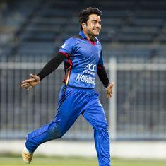 Rashid Khan spins Afghanistan to comprehensive 45-run win against Bangladesh in 1st T20I
