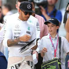 After scrapping grid girls, Formula One unveils 'grid kids' to liven up pre-race paddock
