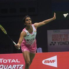 Sindhu, Ruthvika help India beat Hong Kong in Badminton Asia Team Championships opener