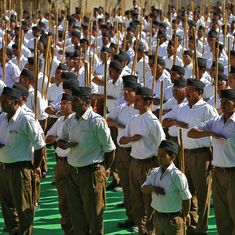RSS wants its volunteers to stop using 'Dalit', stick to Scheduled Caste and Scheduled Tribe: HT