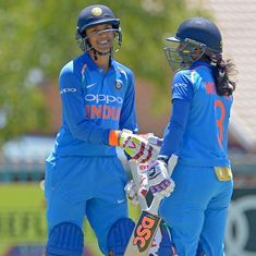 ICC rankings: Smriti Mandhana maintains top spot in ODI batters list, Mithali Raj fifth