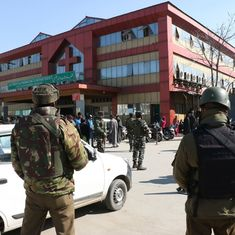 Srinagar: Militant escapes after opening fire inside hospital, two policemen killed