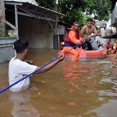 Indonesia: Two killed, thousands evacuated as floods hit South Jakarta